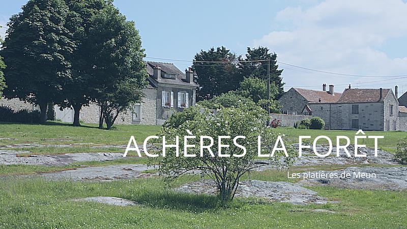 Achères la Forêt