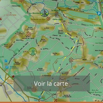 Carte Vallée close